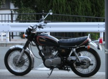 SR400オールドカスタム